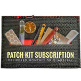 Patch Kit of the Month- Subscription Plan, survival/tactical morale patch & micro kit monthly or quarterly.