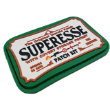 "Storage Pocket Patch:  ""Altoids"" The Orginal Morale Patch by Superesse with Covert Storage Pocket"