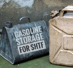 Gasoline Storage for SHTF