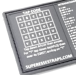 Storage Pocket Patch: Comms, Morse Code