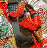 Medic Strap: First-Aid Survival Kit for emergency field casualty care.