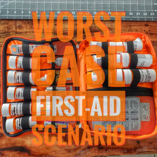 Worst Case Scenario First-Aid - Disaster and Wilderness Medical Survival Guide