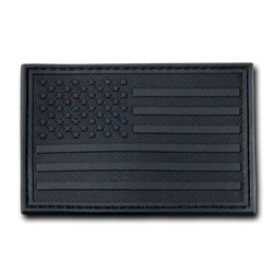 Storage Pocket Patch: Blackout & Guioche Flags