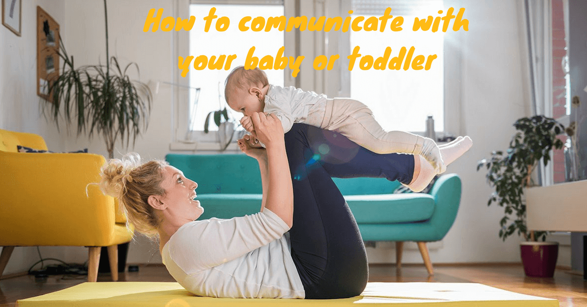 Baby Sign Language - How to communicate with your baby or toddler