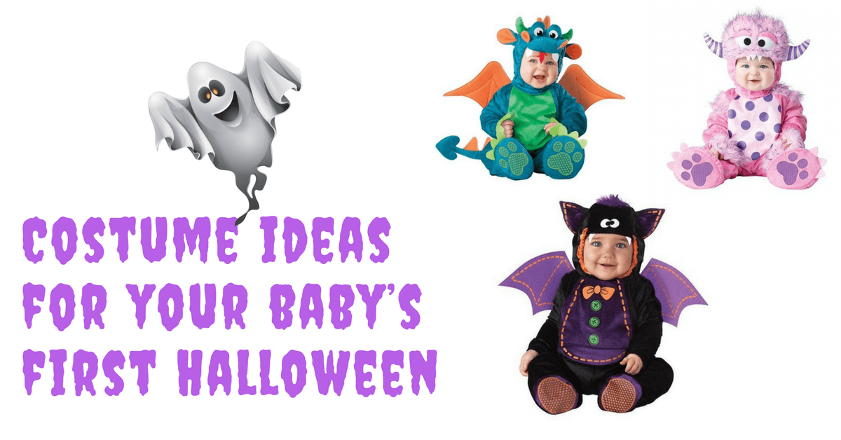 Costume ideas for your baby's first Halloween