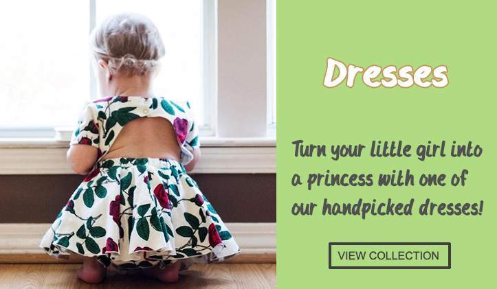 Baby Dresses Collection