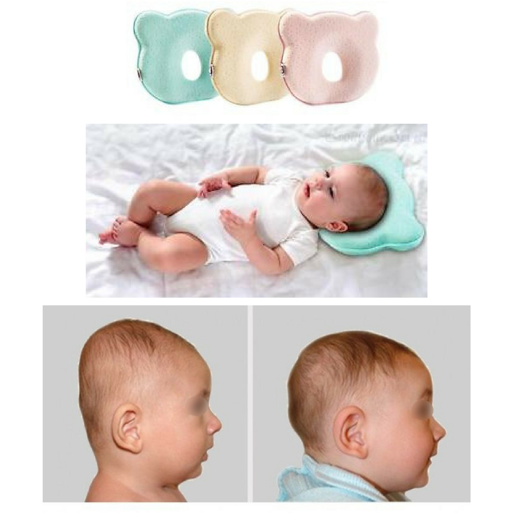 Anti Flat Head Baby Pillow Family Boutique