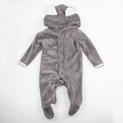Soft Animal Style Baby Jumpsuit (7 Colors)