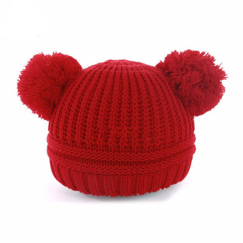 City Style | Soft Knitted Baby Hat