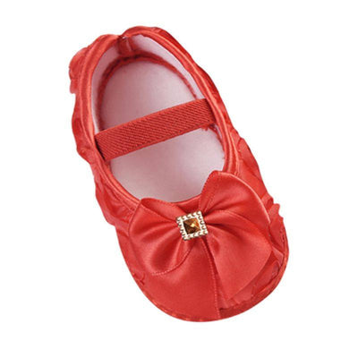 Charming Butterfly Bowknot | Baby Shoes