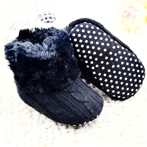 Warm And Soft Winter Boots