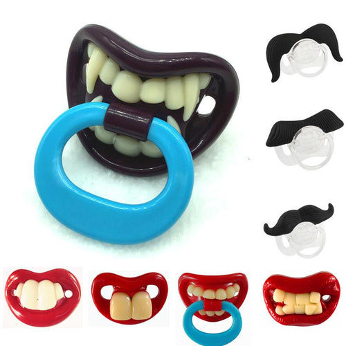 Cute & Funny Pacifiers