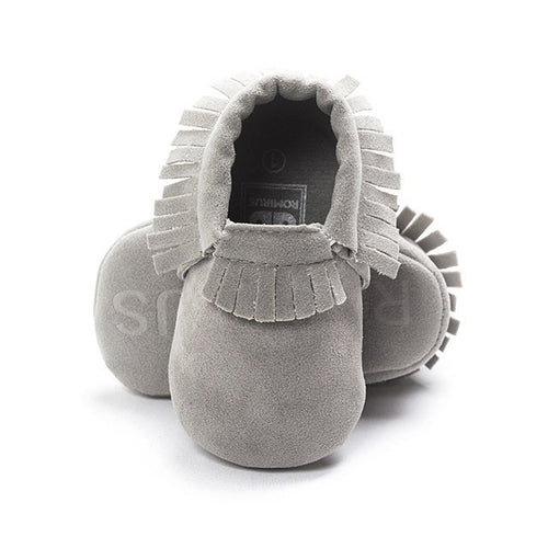 Adorable Soft Leather Pre-Walkers