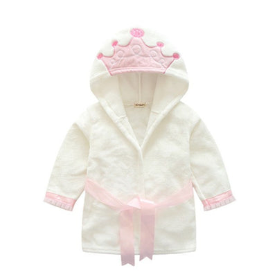 Soft Animal | Cute Baby Bathrobe