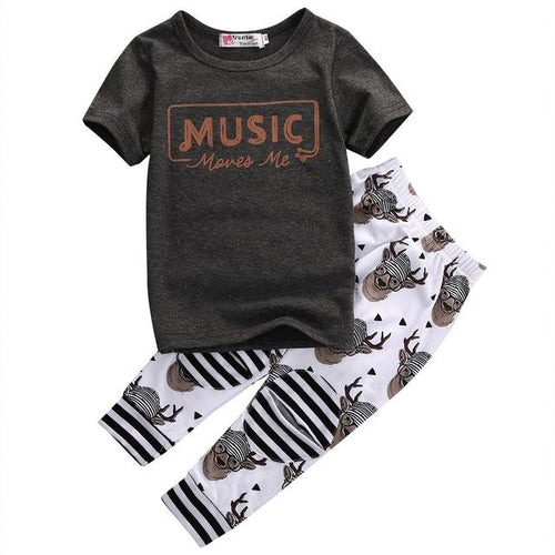 Casual Style | Music Lover Outfit