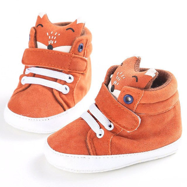 Lovely Foxy Sneakers