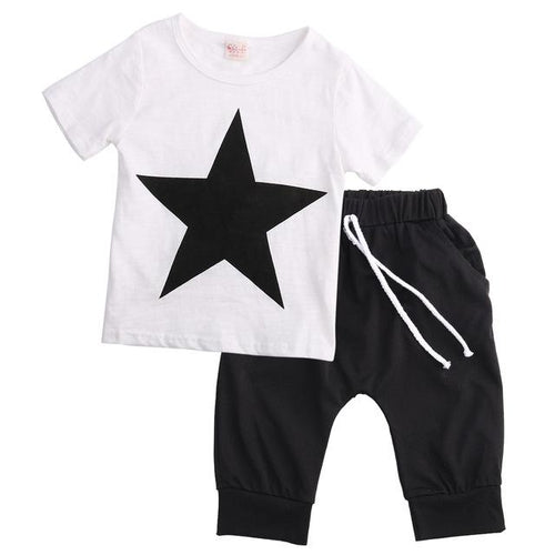 Casual Style | Little Star Set