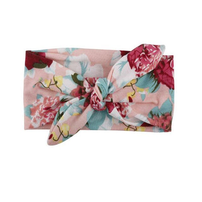 Floral Style | Adorable Bow Headband