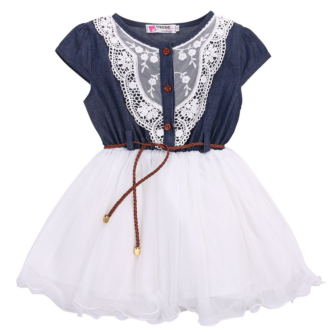 Sweet Princess Lace Dress