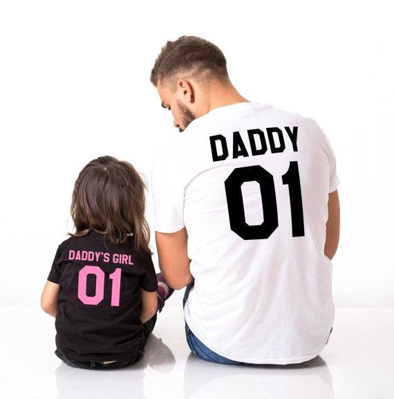 Dad & Daddy's Girl T-Shirt