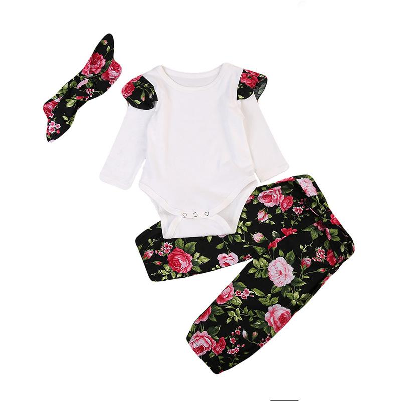 Adorable Autumn Floral Set 3Pcs