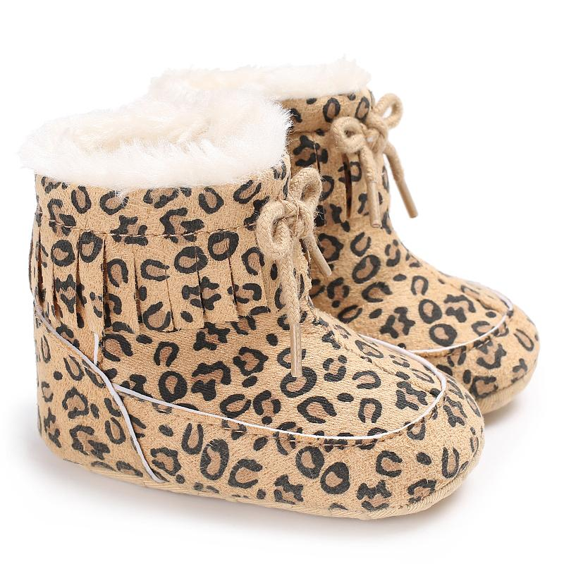 Warm & Soft Furry Boots