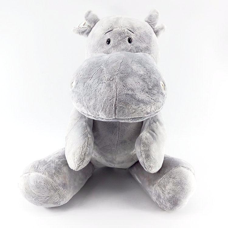 Soft Hippo | Sleeping Toy