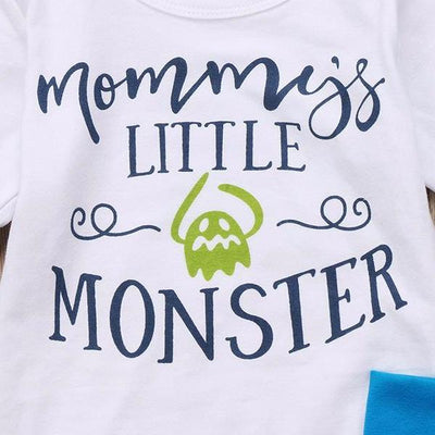 Adorable Little Monster Set