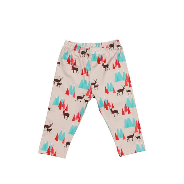 Sweet Unicorn Print Pants