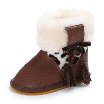 Soft And Cozy Snow Boots