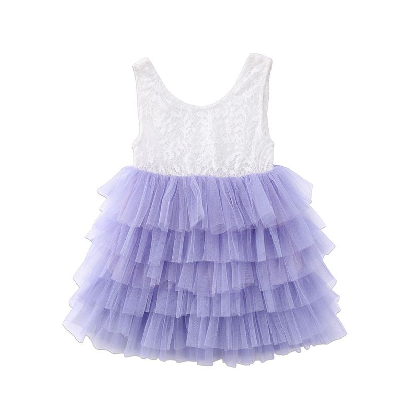Adorable Sleeveless Princess Dress