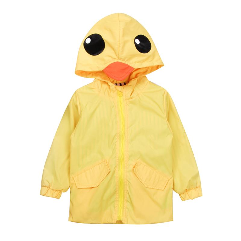 Windproof Hooded Chicken Coat