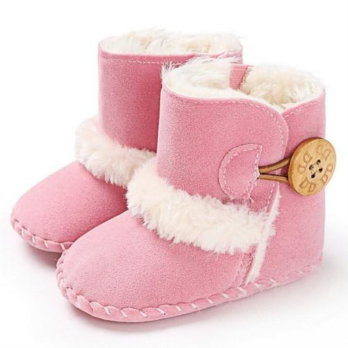 Soft Anti-Slip Winter Boots