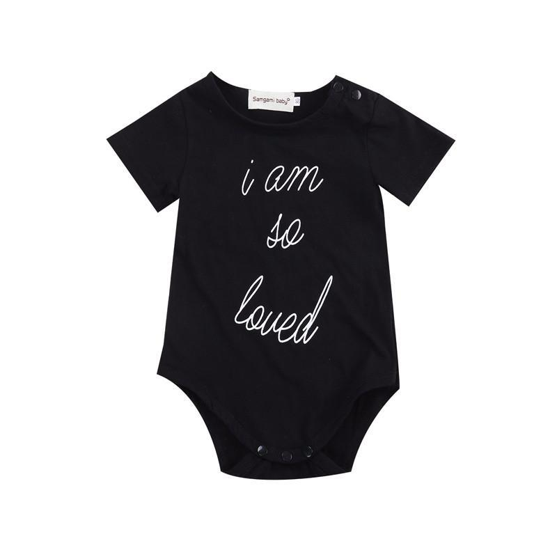 I Am So Loved Bodysuit