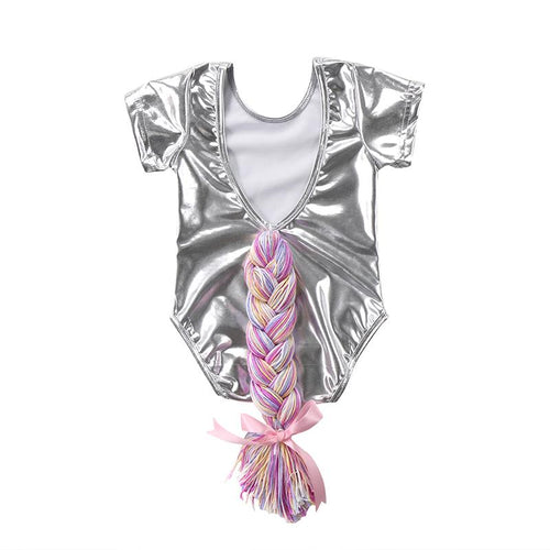 Fashion Unicorn Tail Bodysuit