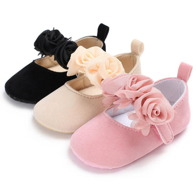 Cute & Elegant Rose Moccasins