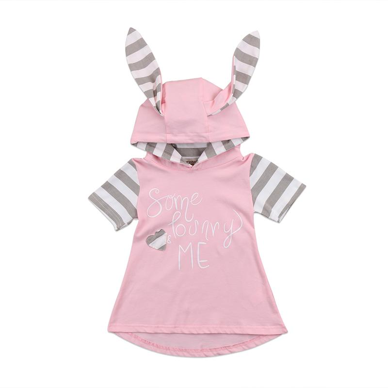 Adorable Hooded Bunny Dress