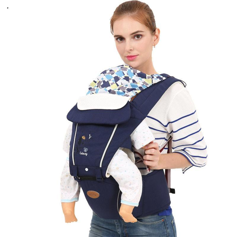 Adaptable Hip Seat Baby Carrier