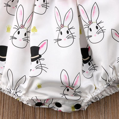 Cute Bunny Bodysuit