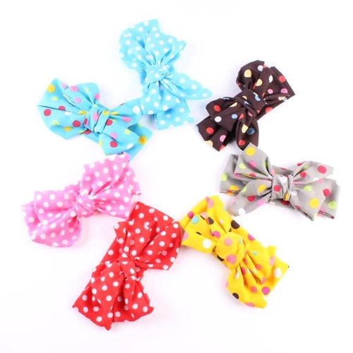 Sweet Polka Dots Headbands