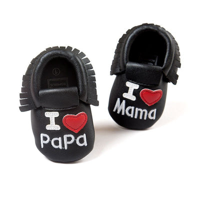 I love Mama/Papa First Walkers