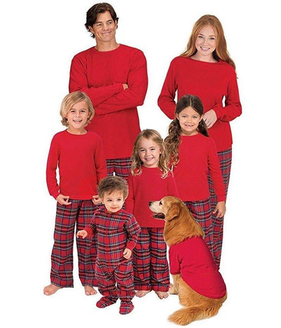 Family Matching Pajama Sets