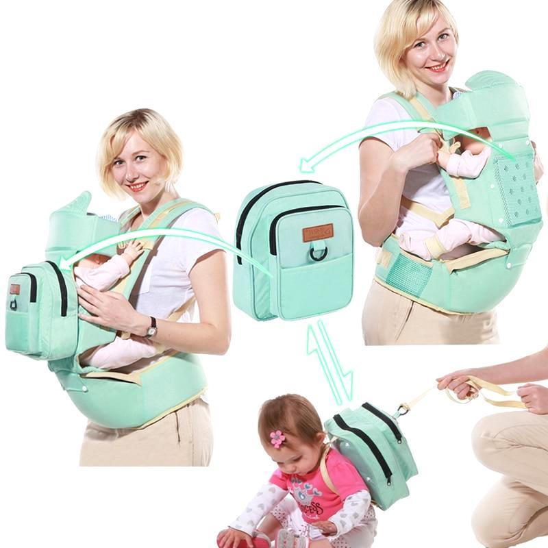 10 In 1 Multifunctional Baby Carrier