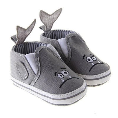 Little Shark Baby Sneakers