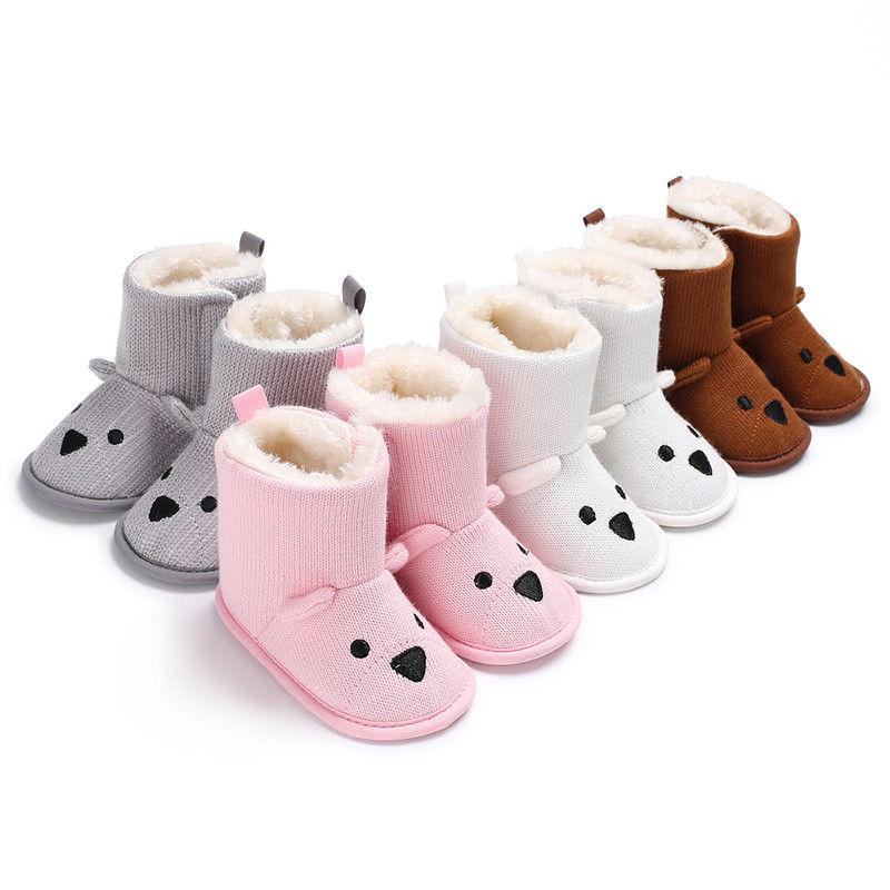 Cute & Soft Animal Boots