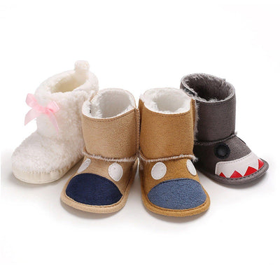 Cute Anti Slip Booties