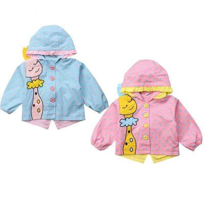 Adorable Hooded Jackets