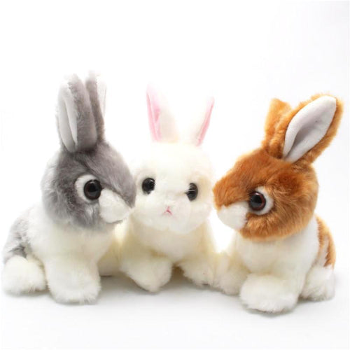 Adorable Soft Plush Bunny