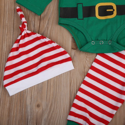 Santa's Helper Christmas Set