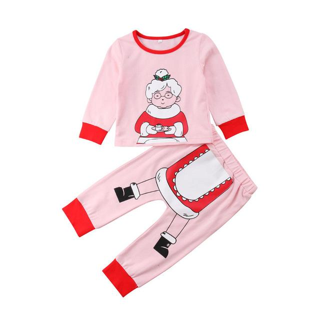 Santa Claus Christmas Outfit